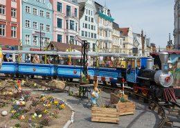 Vorlop Kinder Eisenbahn