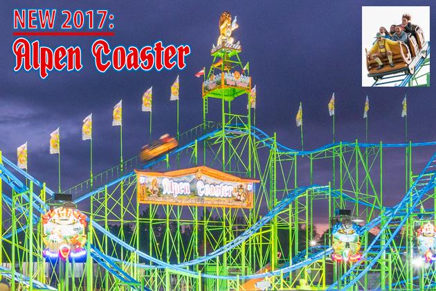 Alpen Rollercoaster